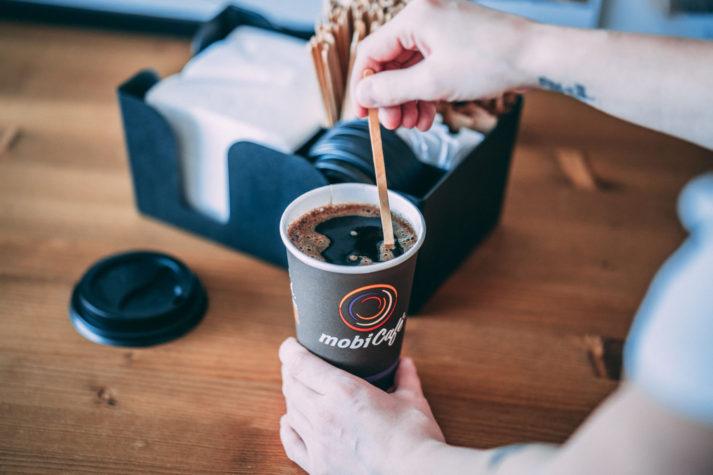 4. Kawa na Twojej imprezie