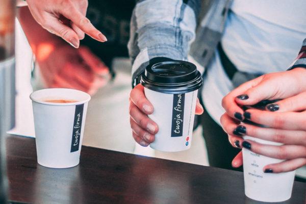 Twój branding - nasza kawa